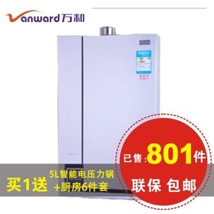 万和热水器 恒温凝智 冷凝燃气热水器JSQ18-10E 节能补贴400元